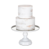 Mirror Top Cake Stand