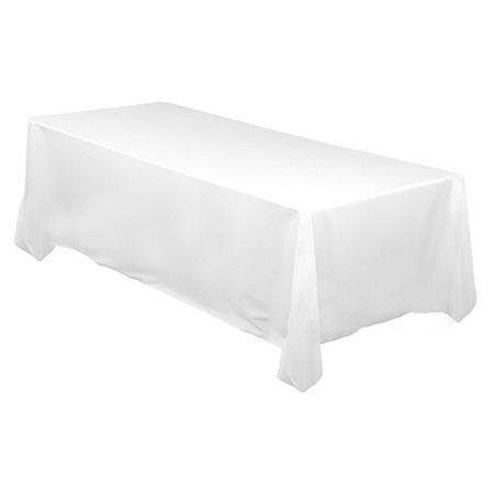 8ft Rectangle Table Linen