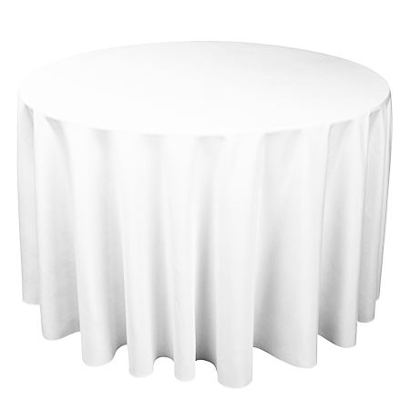 6ft Round Table Linen Hire Gold Coast and Brisbane