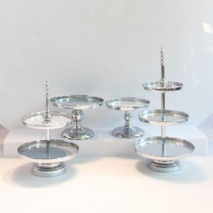 3 Piece Tier Cake Stand Package gold coast and brisbane