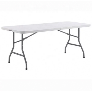 6ft Plastic Trestle Table