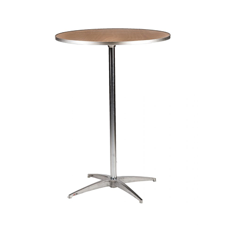 Cocktail Hire Gold Coast | Plywood Cocktail Table