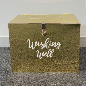 Acrylic Wishing Well