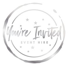 You're Invited Event Hire