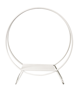 Double Ring Cake Stand