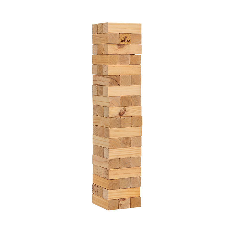 Giant Jenga Indoor and Outdoor Game Hire Gold Coast & Brisbane