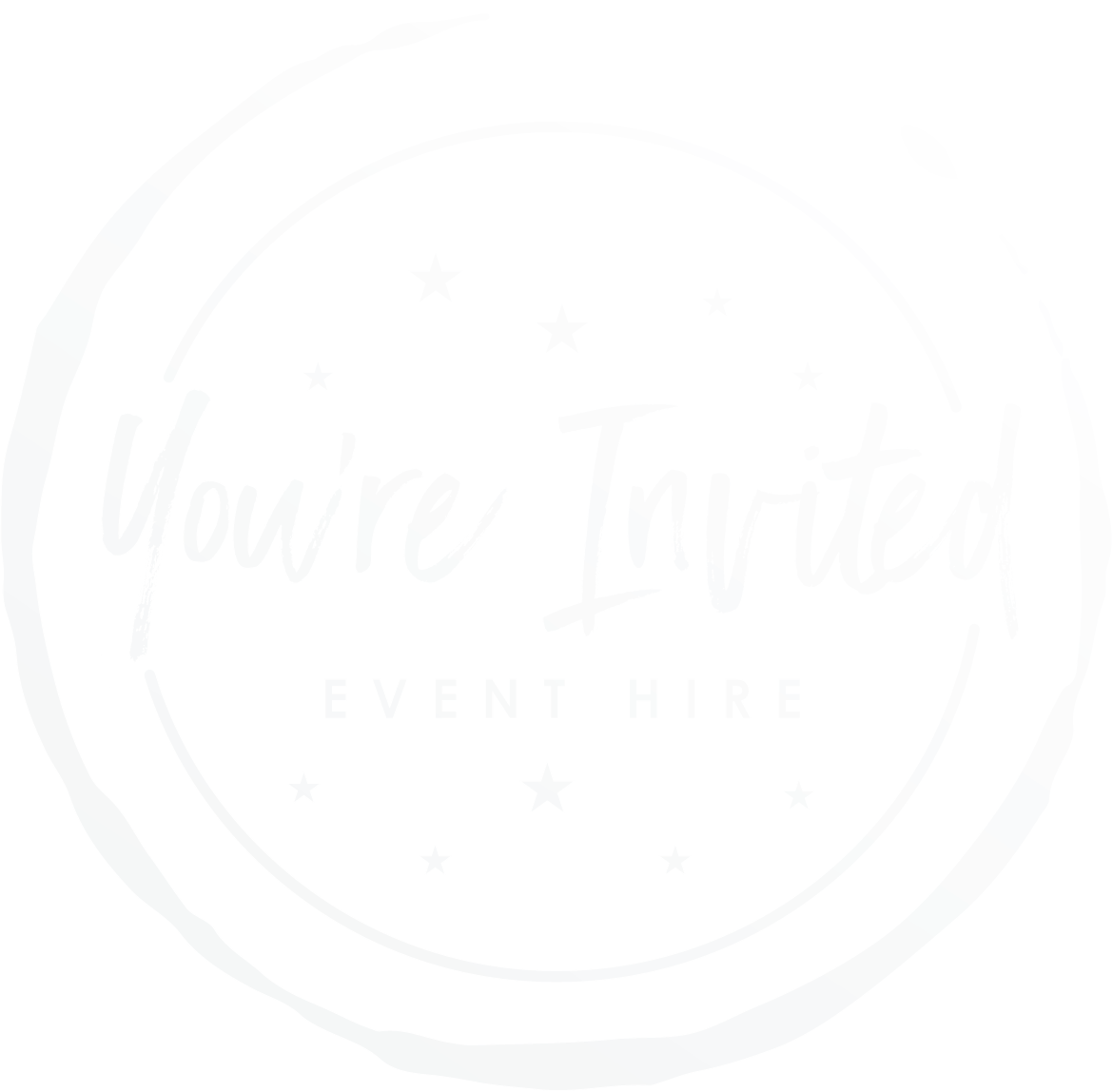 You're Invited Event Hire Pty Ltd Q