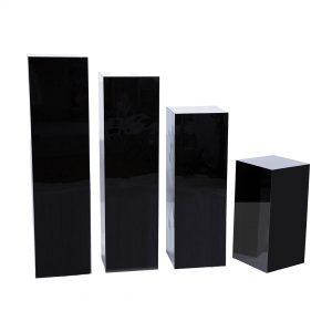 Metallic Plinths